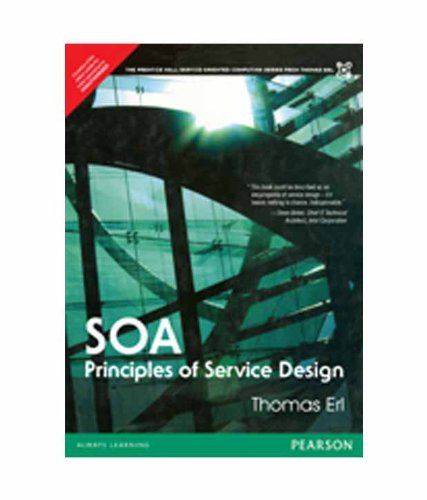 9788131723098: SOA Principles of Service Design