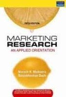 9788131723173: Marketing Research: An Applied Orientation 5th Edition