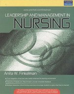 9788131723531: Leadership And Management In Nursing