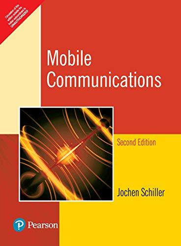 Mobile Communications (Second Edition): Jochen Schiller