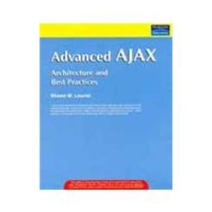 9788131724392: Advanced Ajax