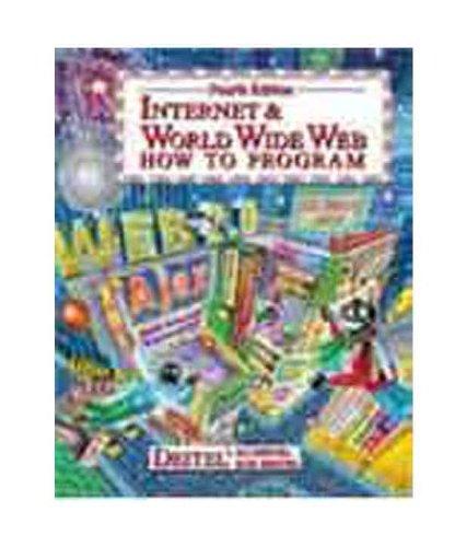 9788131725221: Internet & World Wide Web: How to Program (International Edition) Edition: Fourth