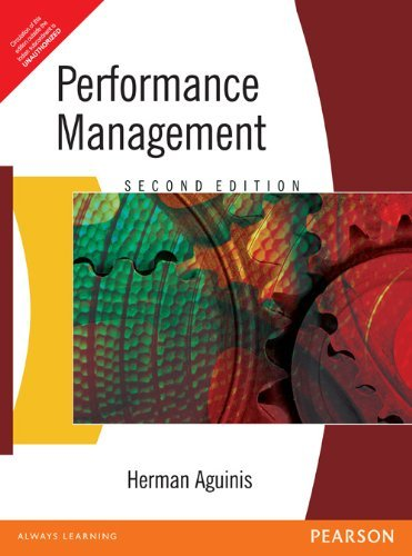 9788131725641: PERFORMANCE MANAGEMENT