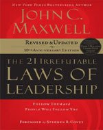 9788131725665: The 21 Irrefutable Laws of Leadership