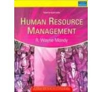 Human Resource Management, 10th ed. (With CD: R. Wayne Mondy