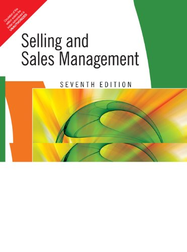 Selling and Sales Management (Seventh Edition): David Jobber,Geoffrey Lancaster