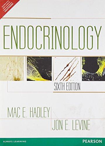 Endocrinology (Sixth Edition): Jonathan Levine,Mac E. Hadley