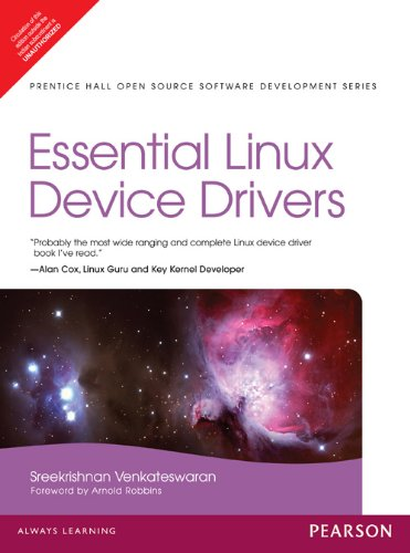 9788131726174: Essential Linux Device Drivers