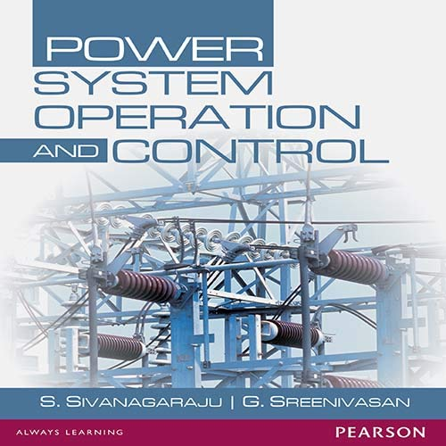 Power System Operation And Control: S. Sivanagaraju