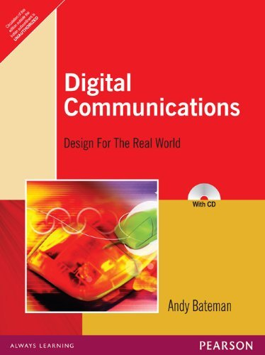 9788131726785: Digital Communications: Design for the Real World