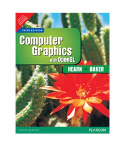 9788131727386: Computer Graphics with OpenGL, 3/e