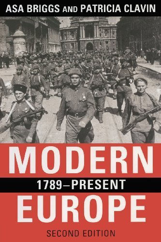 9788131727577: Modern Europe, 1789-Present (2nd Edition)