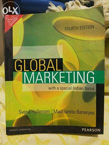 9788131728147: GLOBAL MARKETING: A DECISION-ORIENTED APPROACH, 4TH EDITION (NEW EDITION)