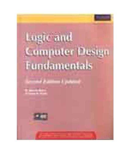 9788131728819: Logic & Computer Design Fundamentals