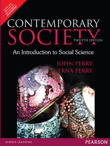 9788131730669: Contemporary Society : An Introduction To Social Science