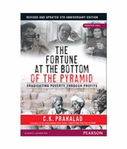 9788131730805: Fortune at the Bottom of the Pyrami