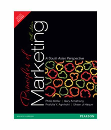 Principles of Marketing 13th Edition a South: GARY ARMSTRONG,EHSAN ET