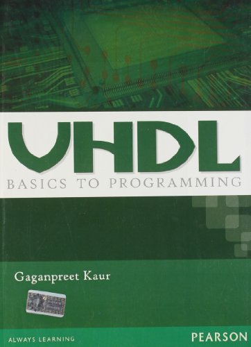 VHDL: Basics to Programming: Gaganpreet Kaur