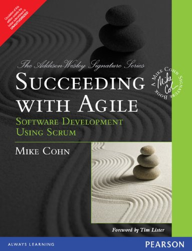 9788131732267: Succeeding with Agile: Software Development Using Scrum