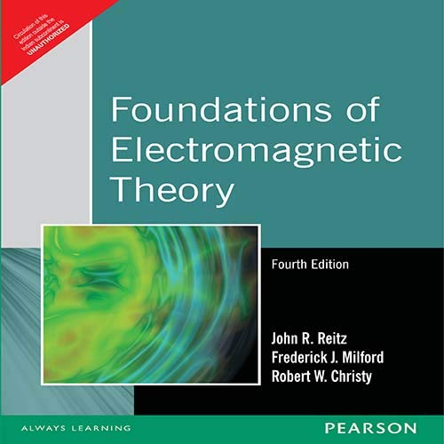 9788131733424: Foundations of Electromagnatic Theory
