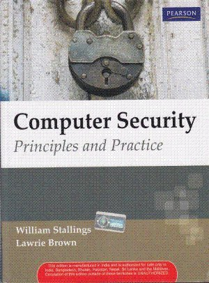 9788131733516: Computer Security : Principles And Practice