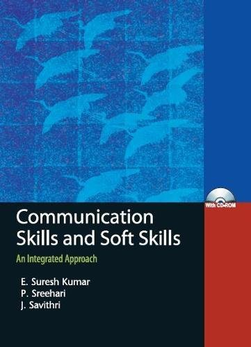 9788131734537: Communication Skills and Soft Skills: An Integrated Approach