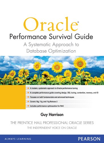 9788131734766: Oracle Performance Survival Guide A Systematic Approach to Database Optimization