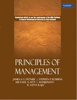 Principles and Practice of Management and Business: James A.F. Stoner,Mary