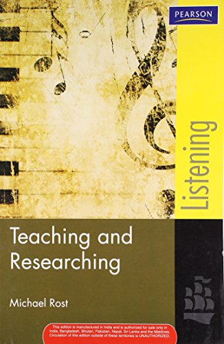 Teaching and Researching: Listening: Michael Rost