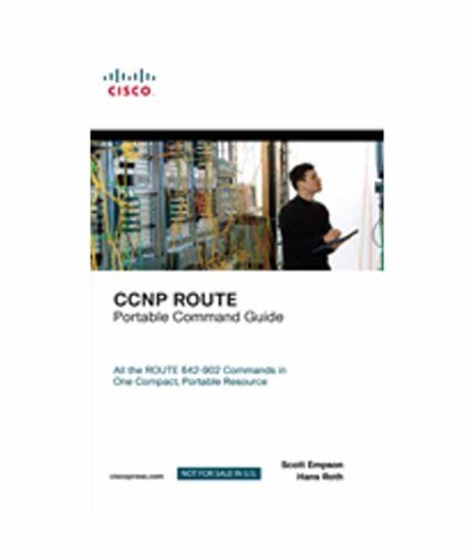 9788131756287: CCNP Route Portable Command Guide