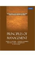 Principles of Management: Customized as Per the: James A.F. Stoner,Michael