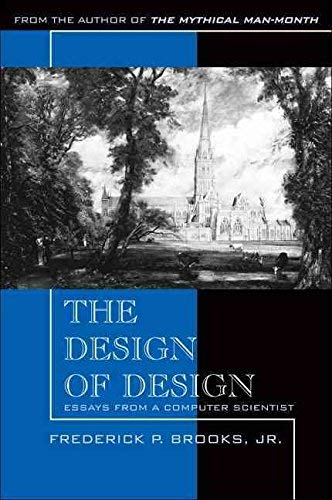 9788131758069: The Design of Design: Essays from a Computer Scientist