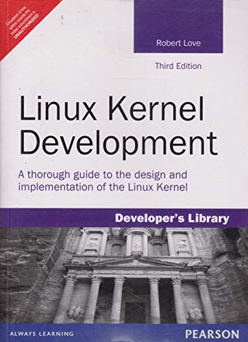9788131758182: Linux Kernel Development