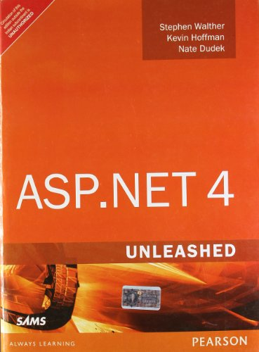 9788131758410: ASP.NET 4 Unleashed