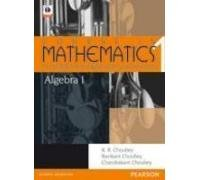 9788131758670: Algebra-1: Course in Mathematics for the IIT-JEE and Other Engineering Entrance Examinations