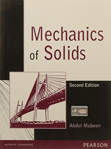 Mechanics Of Solids: Mubeen Abdul