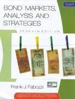 9788131759332: Bond Markets, Analysis and Strategies (7th Edition)