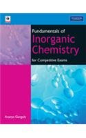 9788131759691: Fundamentals of Inorganic Chemistry: for the Competitive Exams