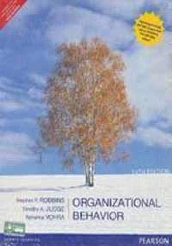 9788131760932: Organizational Behavior