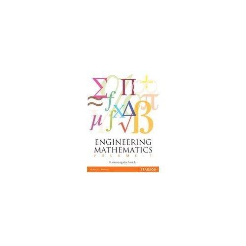 Engineering Mathematics I: E. Rukmangadachari