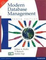 Modern Database Management 10th International Edition: Hoffer/ Malathi