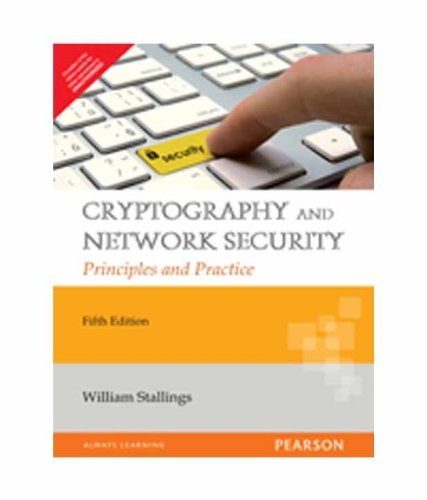9788131761663: CRYPTOGRAPHY AND NETWORK SECURITY