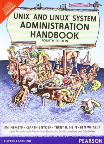 9788131761779: Unix and Linux System Administration Handbook