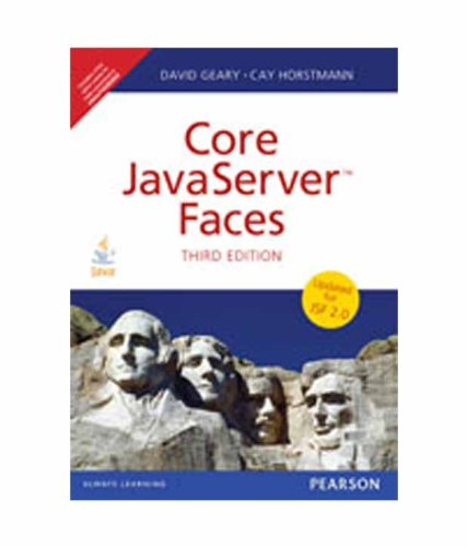 9788131761922: Core Javaserver Faces
