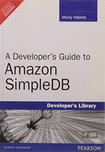 9788131761977: A Developer's Guide to Amazon SimpleDB
