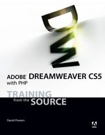9788131762004: Adobe Dreamweaver Cs5 With Php Training From The Source,Powers