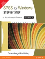 SPSS for Windows Step by Step: A: Darren George,Paul Mallery