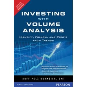 9788131765562: Investing With Volume Analysis: Identify, Follow, And Profit From Trends