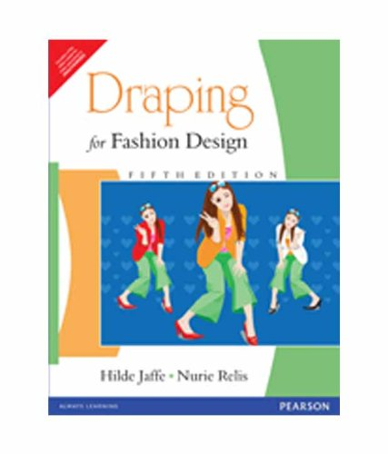 9788131765609: Draping For Fashion Design (Paperback)