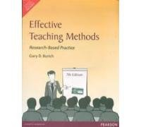 9788131765661: Effective Teaching Methods: Research-Based Practice